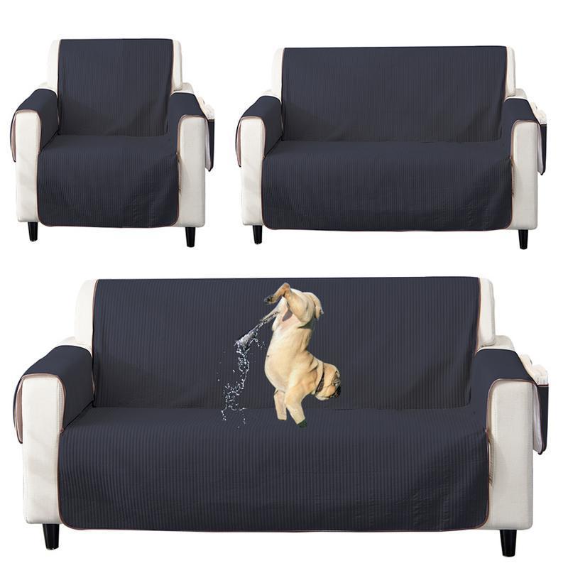 Double Side Sofa Cushion Pet Dog Sofa Covers Waterproof