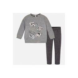 BÜRGERMEISTER babys Sets 8848712 Baumwolle Baby Mädchen Mode kleidung kostüm für mädchen leggings T-shirt