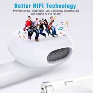 Image 3 - Nuevo i9S TWS Mini Bluetooth auriculares estéreo Auriculares auriculares inalámbricos para iphone Android