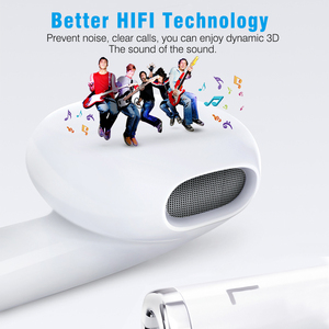 Image 3 - Nuovo i9S TWS Mini Auricolari Bluetooth Stereo Auricolare Senza Fili Auricolari Cuffie Senza Fili Per iphone Android