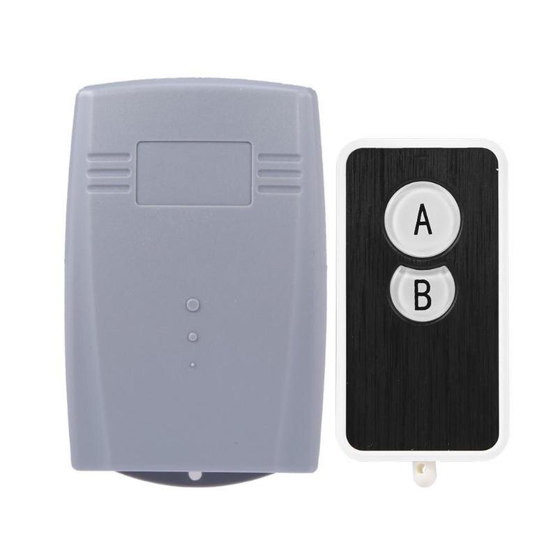 433MHz DC 12V 48V 2CH Wireless Remote Control Switch Receiver Transmitter