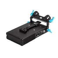 Us Plug Dp500 V Mount Uninterrupted Power Supply Bp Battery Plate For Sony A7 A7R Ii Iii A9 A6300 Panasonic Gh4 Gh5 Canon Eos