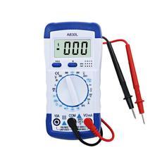 A830L Auto Multimeter LCD Digital DC/AC Spannung Diode Freguency Volt Tester Test Strom Voltmeter Meter Gauge Reparatur Werkzeug r20