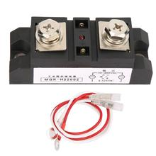 200A Industrial Solid State Relay DC Control AC SSR MGR-H3200Z [zob] guizhou tianyi new bzj200s 48 48a3 dc contactor relay 200a dc48v nc 2pcs lot page 5