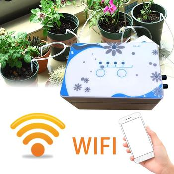 New Automatic Watering Device Garden Water Houseplant Plant Pot WIFI Garden Intelligent Irrigation Controller Quick Delivery