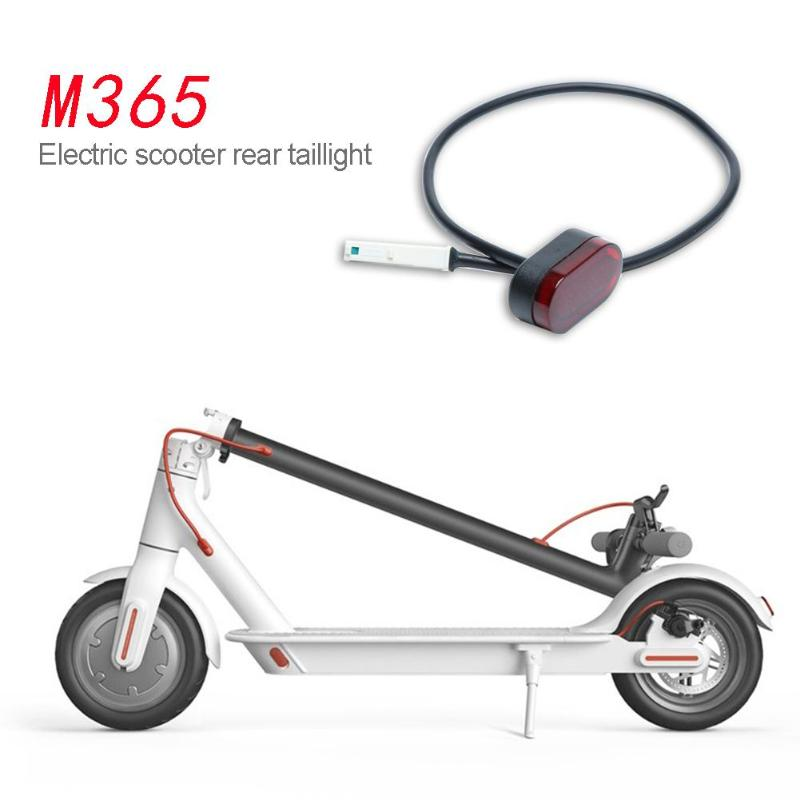 Scooter-Taillight Electric-Scooter Xiaomi 365 For Spin-Bird Safety-Lamp