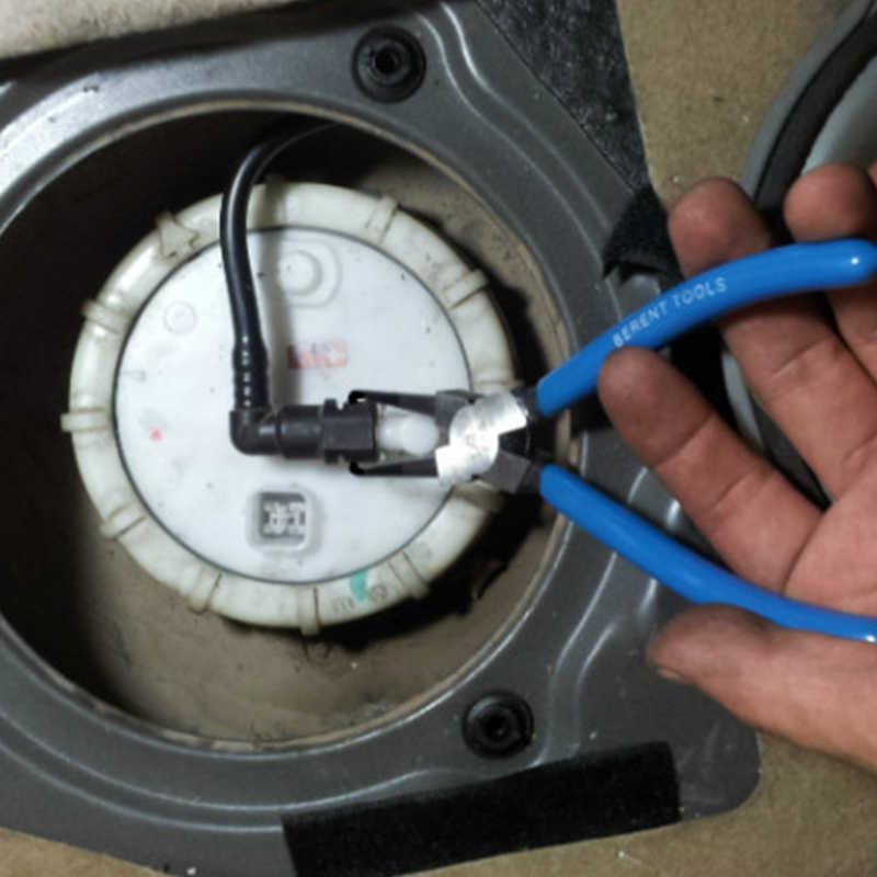 1 قطعة عالية الجودة المشتركة لقط كماشة الوقود مرشحات خرطوم الأنابيب مشبك إزالة الفرجار يناسب لسيارة معدات للسيارات Mayitr