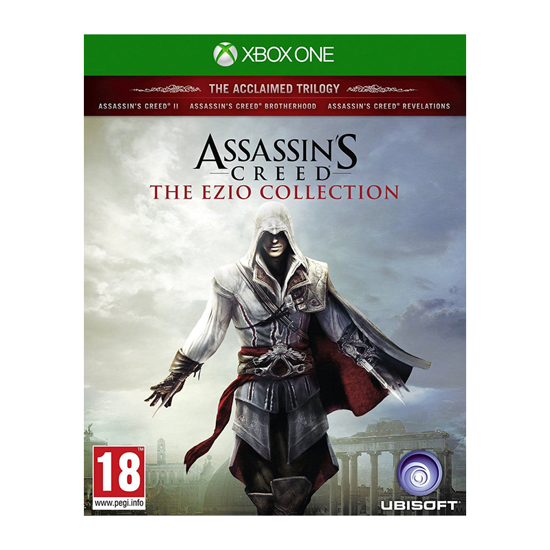 лучшая цена Game Deals xbox Assassins Creed Ecio Auditore Consumer Electronics Games & Accessories