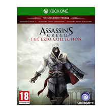 Игра для Microsoft Xbox One Assassin's Creed: Эцио Аудиторе. Коллекция[XboxOne,русскаяверсия