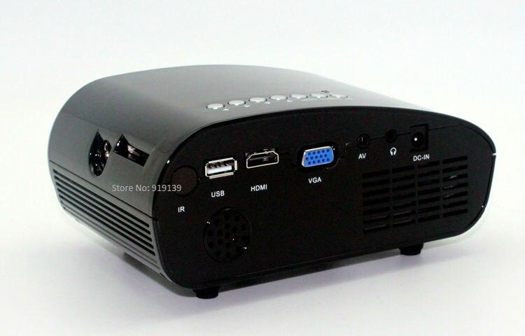 projector black color pic 3
