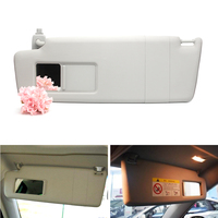 5ND857551, 5ND857552 Car Front Left / Right Sun Visor Panel With Makeup Mirror For VW Tiguan 2009 2010 2011 2012 2013 2014 2015