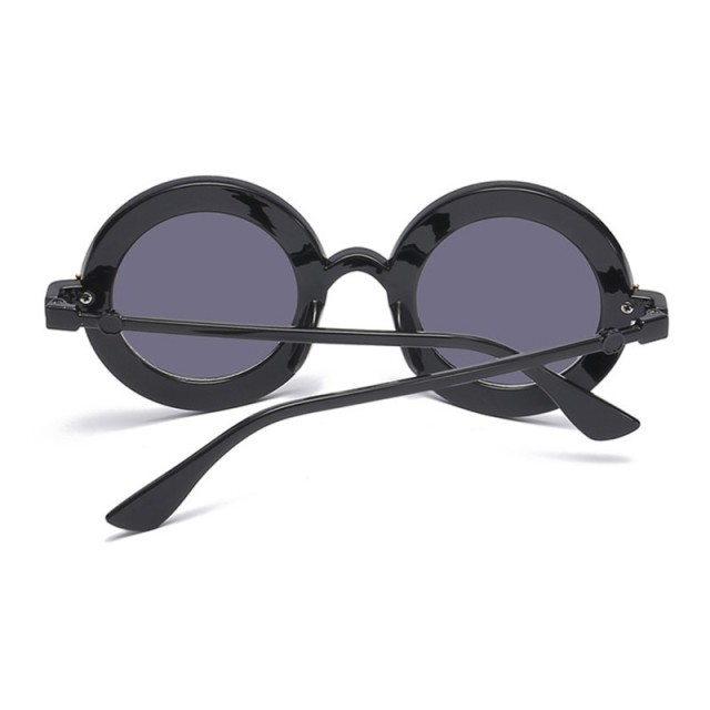 Little Bee Retro Round Sunglasses 3