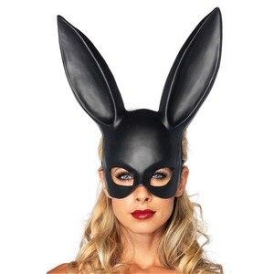 Fashion Bunny Mask Masquerade