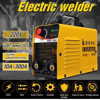 IGBT ARC 10 300A Welder Inverter Welding machine IGBT MMA ARC ZX7 welding machine Easy weld electrode Arc Welder