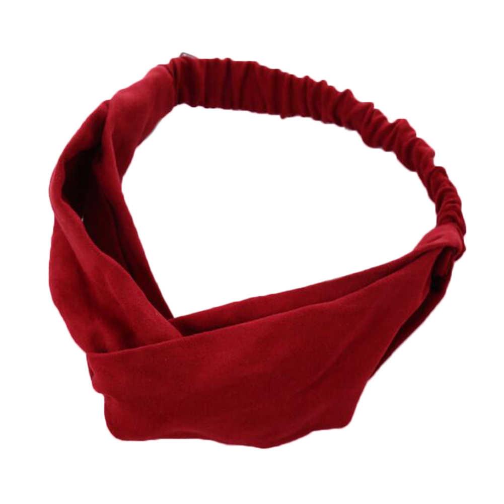 2019 dame Kopfschmuck Plaid Bogen Stirnband Turban Elastische Headwear Kopf Wrap Frauen Haar Zubehör für Frauen Gestreiften Haar Bands