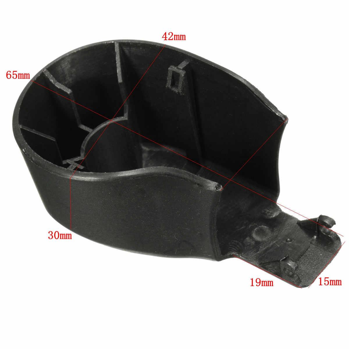 Capuchon de couvercle d'écrou de bras de lame d'essuie-glace arrière de voiture pour VW Golf 6 VI MK6 à partir de 2008