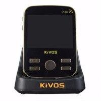 KiVOS 3,5 дюймов беспроводной домофон Smart переговорное устройство с видеокамерой дверные звонки дистанционное управление видео телефон двери
