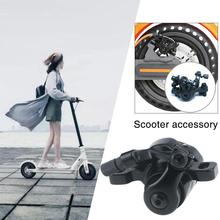 New Durable And Solid Brake Disc Brakes For Xiaomi M365 Electric Scooter ABS Metal Mechanical Brakes Left Disc Brakes Black стоимость