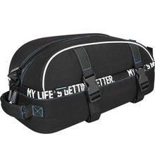 Waterproof Cycling Bag Bicycle Shelf Utility Pocket Shoulder Bag Pack Riding Supplies 8L Basket Rack Trunk bike accessories