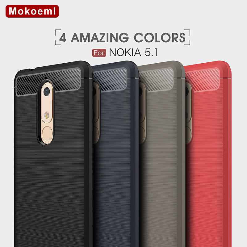 Mokoemi Fashion Shock Proof Soft Silicone 5.5