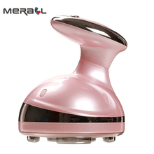 Electric Body Slimming Machine Cellulite Fat Burner Waist Abdomen Body Fat Burning Shaper Fitness Massager Loss Weight Adelgazar недорого
