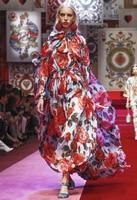 Видеть оранжевый Florals шифон сексуальное боди Фонари рукавом Для женщин комбинезон с бантом плащ 2018 Весенняя мода из двух частей комплект