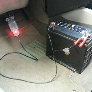 Image 2 - Professionnel OBD 2 OBD2 Automobile Batterie Outil De Remplacement Lordinateur ECU de Voiture Mémoire Économiseur De Secours Automatique Câble Dalimentation