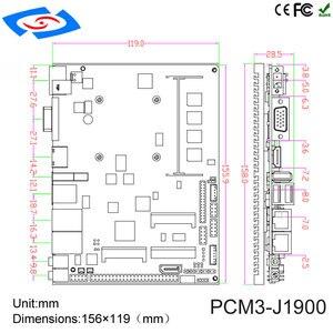 Image 5 - Procesor intel celeron n2930 bez wentylatora pulpit mini pc dla edukacji/Call center/inteligentne spotkanie windows10 komputer przemysłowy