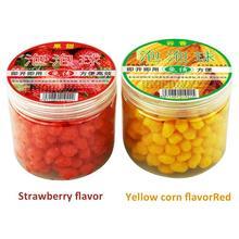 цены 1 Bottle Pop Floating Carp Fishing Cereal Fruit Flavor Bait Balls Feeder Artificial Carp Boilies Baits Bola Isca De Pesca