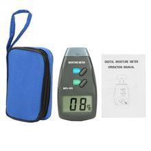 цена на MD-2G Wood Moisture Meter Digital LCD 2 Pin Wood Hygrometer Detector Timber Moisture Humidity Tester