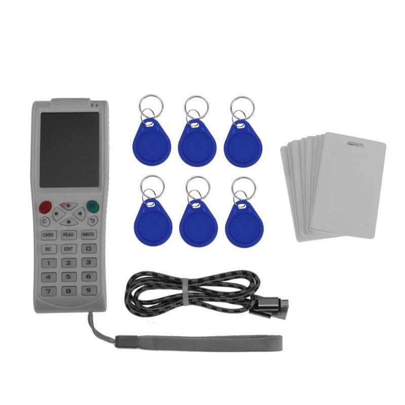 ICopy 3 avec Décodage Complet Fonction Clé de Carte À Puce RFID NFC/IC/ID Lecteur Copieur Writer Duplicator