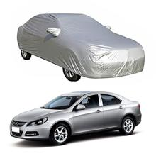 hot deal buy multifunctional car clothing covers dustproof waterproof sun protective car cover for hatchback car exterior accessories