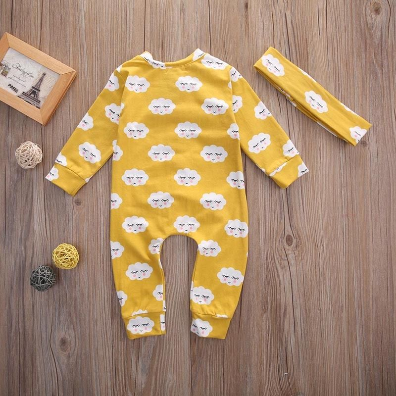 Pudcoco Girl Clothes Newborn Infant Baby Kids Girls Clothes Jumpsuit Romper Outfits Set Pudcoco Girl Clothes Newborn Infant Baby Kids Girls Clothes Jumpsuit Romper Outfits Set