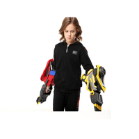 Water Guns Transformation Robot Arm Cosplay Electric Water Bullet Guns Toy for Children Airsoft Guns
