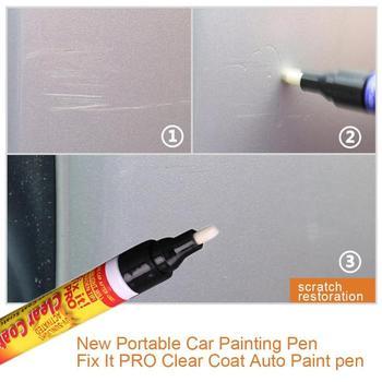 VODOOL 1 Pc samochodów Scratch naprawa Fix it Pro Auto Care Scratch Remover konserwacji pielęgnacja lakieru samochodowego Auto akcesoria farby malarstwo Pen tanie i dobre opinie Malarstwo długopisy other aluminum