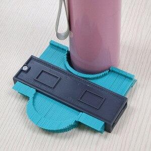 Image 2 - Jauge de Duplication de Contour en plastique 5 pouces copie formes irrégulières pour un ajustement parfait