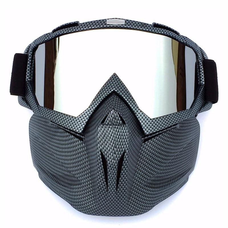 Men Women Ski Snowboard Snowmobile Goggles Mask Sn...