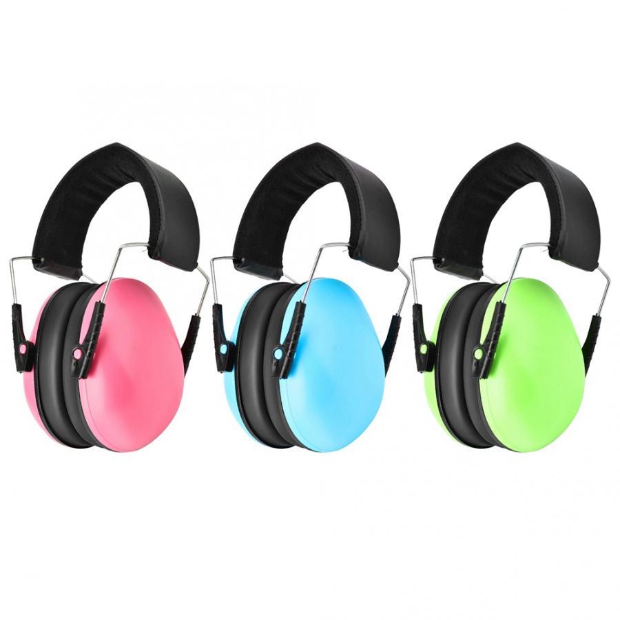 Детские звуконепроницаемые наушники, наушники для детей, для сна, учебы, защита от шума и слуха