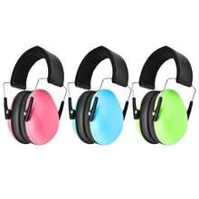 Fone de ouvido crianças à prova de som earmuffs crianças sono estudo anti-ruído proteção auditiva
