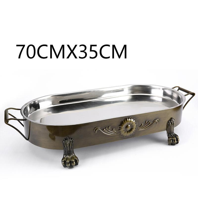 Gril Kitchen Korean Portable Bbq Carbon Charcoal Barbecue For Outdoor Commercial Barbacoa Parrilla Seafood Fish Grill Plate in BBQ Grills from Home Garden