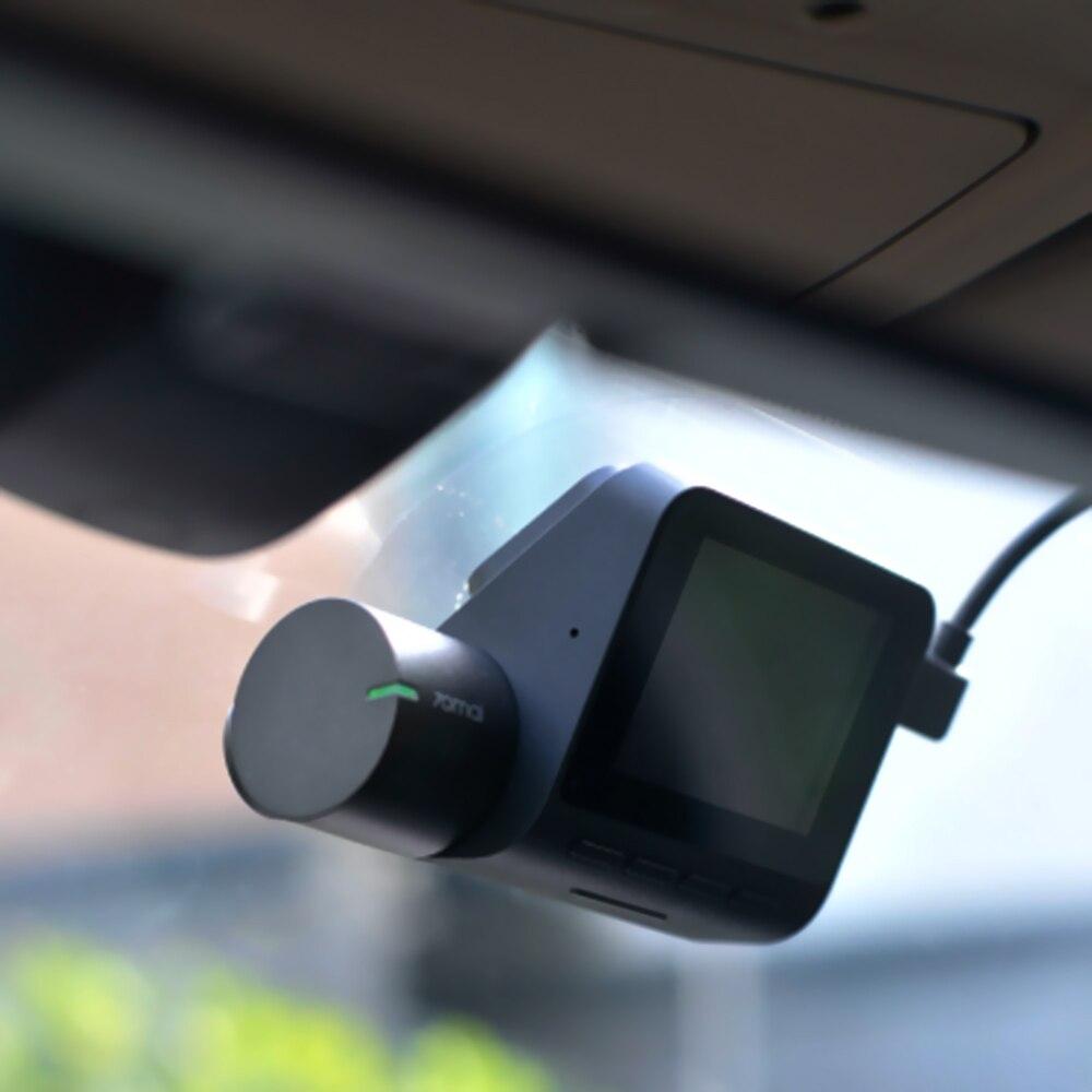 D'origine Xiaomi 70Mai Dash Cam Pro enregistreur de conduite Full HD dvr de voiture Russe Version