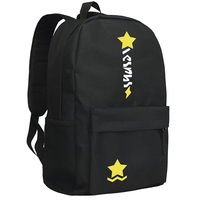Bump Periphery World Comic Shoulder Bag Luxray Greg Security Obscuring The Two Dimension Students Backpack Star