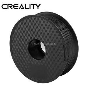 Image 5 - CREALITY 3D Принтер Нити Ender бренд белый/черный цвет нити 2 кг/лот высокое качество PLA 1,75 мм для 3D принтера печати
