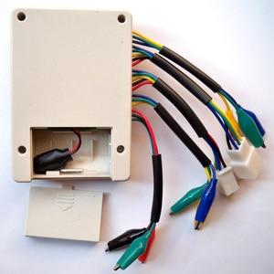 Image 4 - 24 V/36 V/48 V/60 V/72 V Electro Auto E bike Roller bürstenlosen Motor Controller Tester