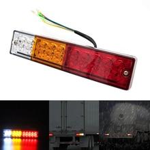1 PCS 20 LED Tail Light Car Truck Trailer Stop Rear Reverse Turn Indicator Lamp Light цена