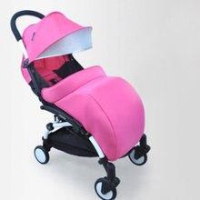 Детская коляска багги комплект ног защитный рукав хлопок ветер крышка ноги