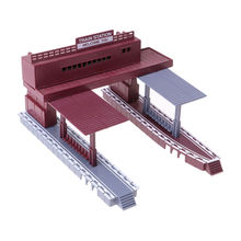 Kereta Shelter Model Bangunan