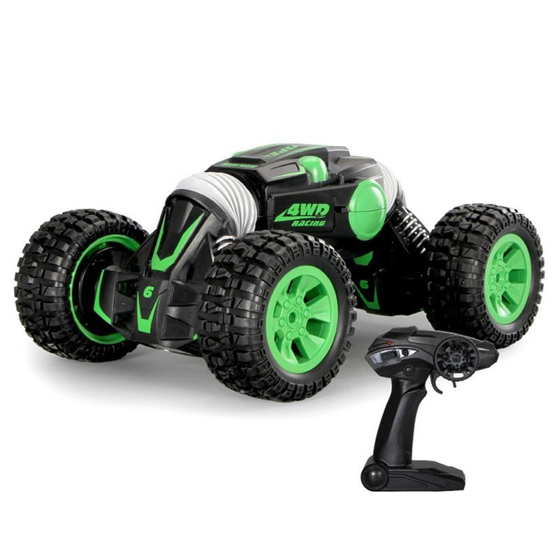 Rc jouets 2.4 Ghz 4WD télécommande voiture électrique ramper hors route camion haute vitesse escalade RC cascadeur voiture pour garçon cadeau