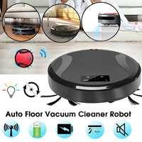 Автоматический Дистанционный пылесос для уборки пола робот умный Роботизированный автоматический пылезащитный Электрический напольный п