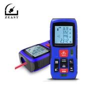 40M Mini Digital Laser Rangefinder Laser Distance Meter Trena Laser Tape Measure Tester Measuring Accuracy 2mm Durable